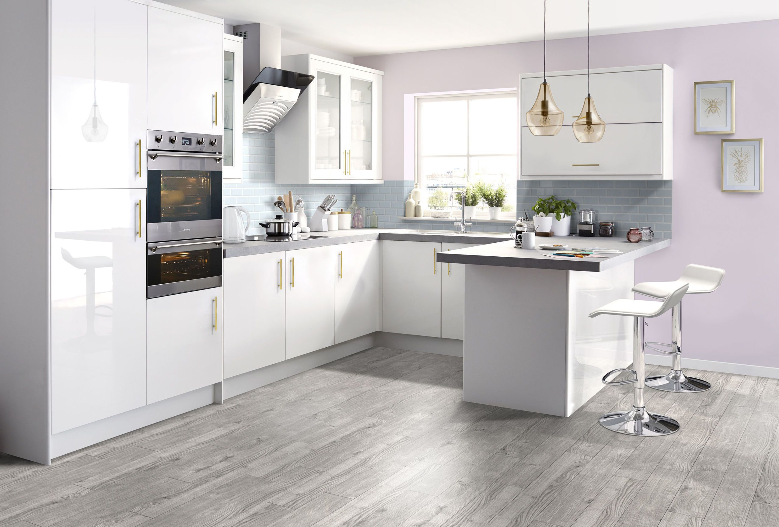 A New Kitchen Trends Report From Bu0026Q, In Partnership With Pinterest    Unicorn Inspired Kitchen