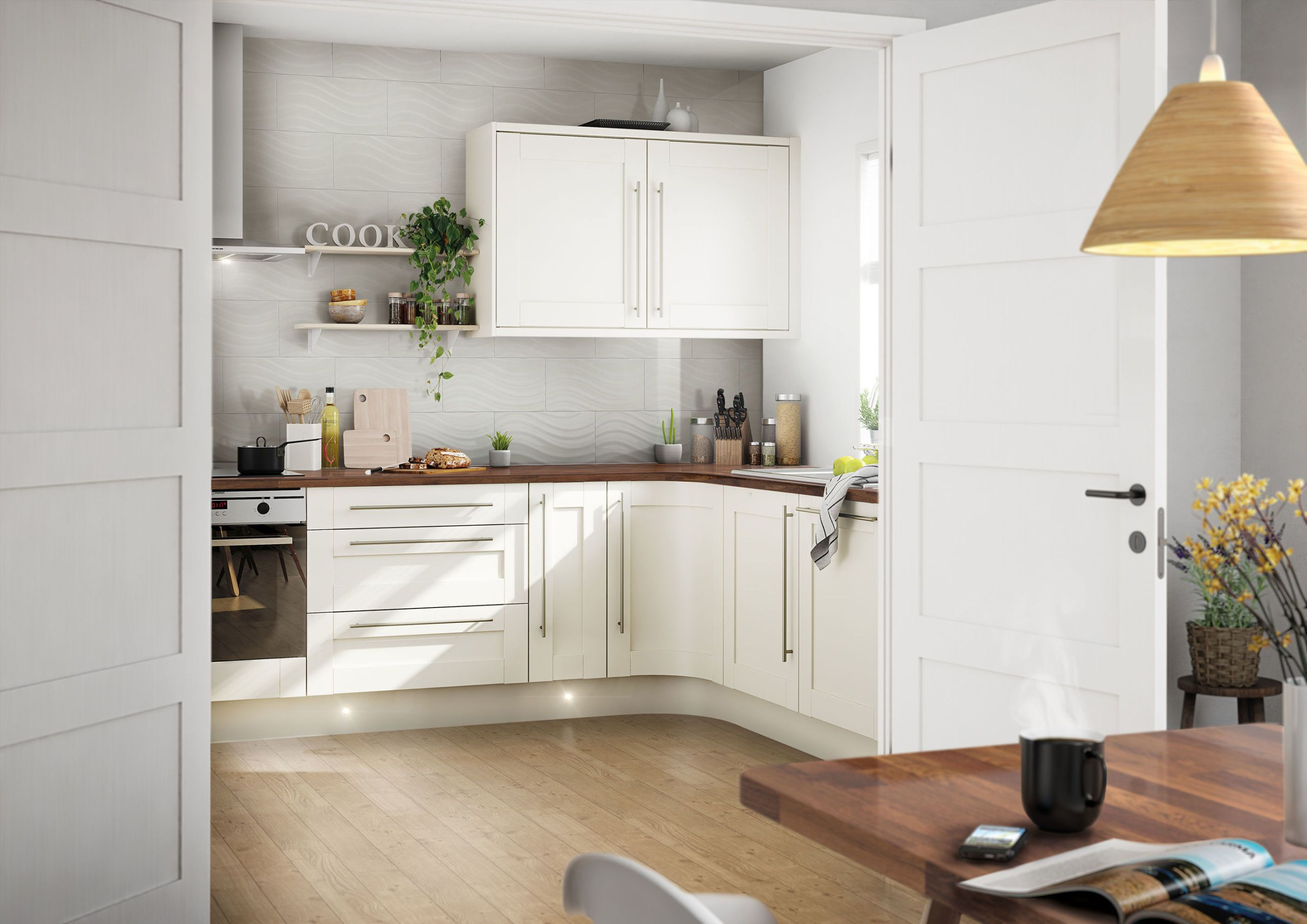 Ordinaire A New Kitchen Trends Report From Bu0026Q, In Partnership With Pinterest    Getting Back To