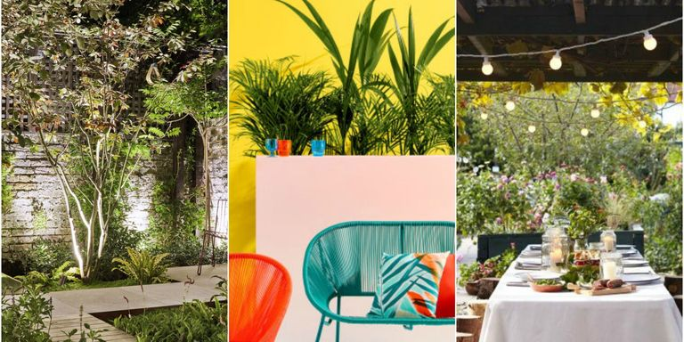 Best Garden Trends of 2018 - Garden Design Ideas on garden with birdbath, garden with potted plants, garden with arches, garden with pots, garden with sculptures,