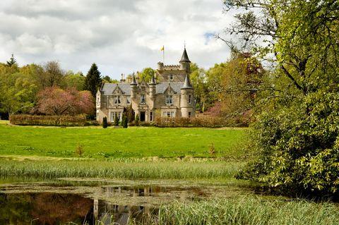 11 Bedroom Scottish Mansion Rothes Glen House For Sale