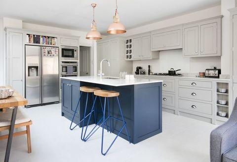 Prime family kitchen renovation - Hammersmith, London