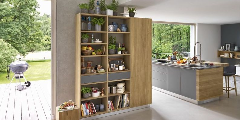 Broken Plan Living The Evolution Of Open Plan Kitchen Layouts