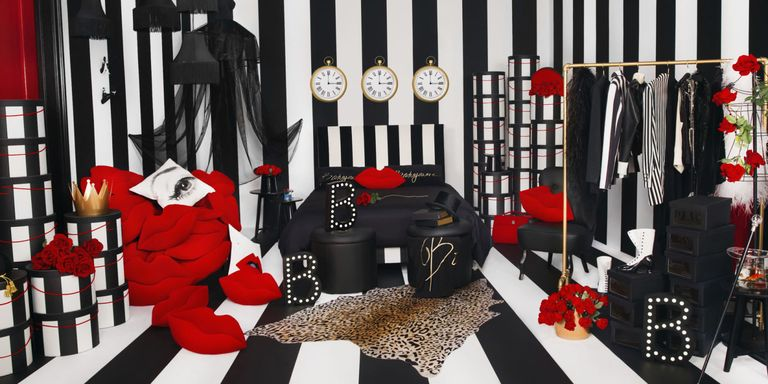 Goth Meets Glamour For Ikea s Daring Collection With Bea Akerlund