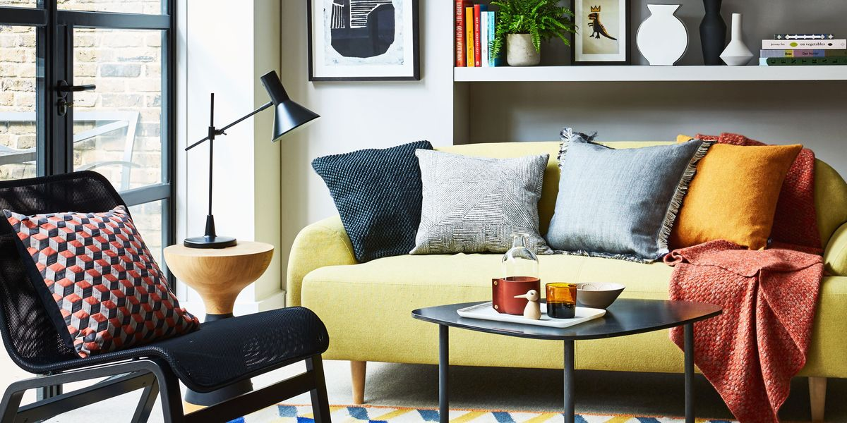 How To Make Your Living Room Look Lighter, Brighter and Bigger ...