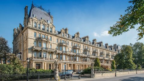 Luxury Regent's Park Apartment For Sale Is Fit For Royalty London Interesting Cambridge One Bedroom Apartments Exterior Collection