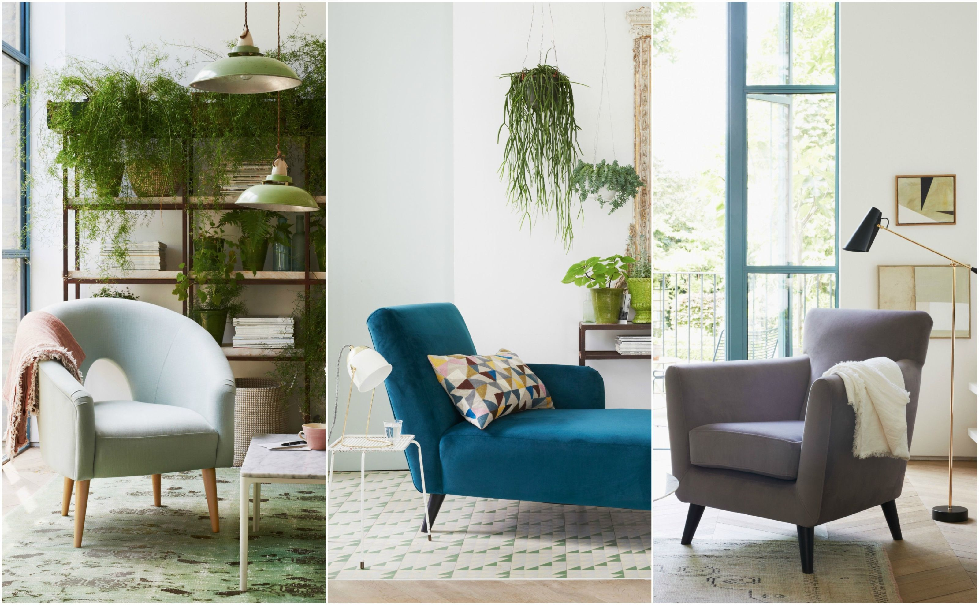 Beautiful Armchairs   House Beautiful Collection At DFS   Styling By Kiera  Buckley Jones