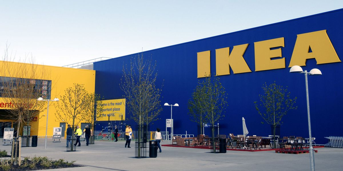 Ikea Opening New Mini Shop On London S Tottenham Court