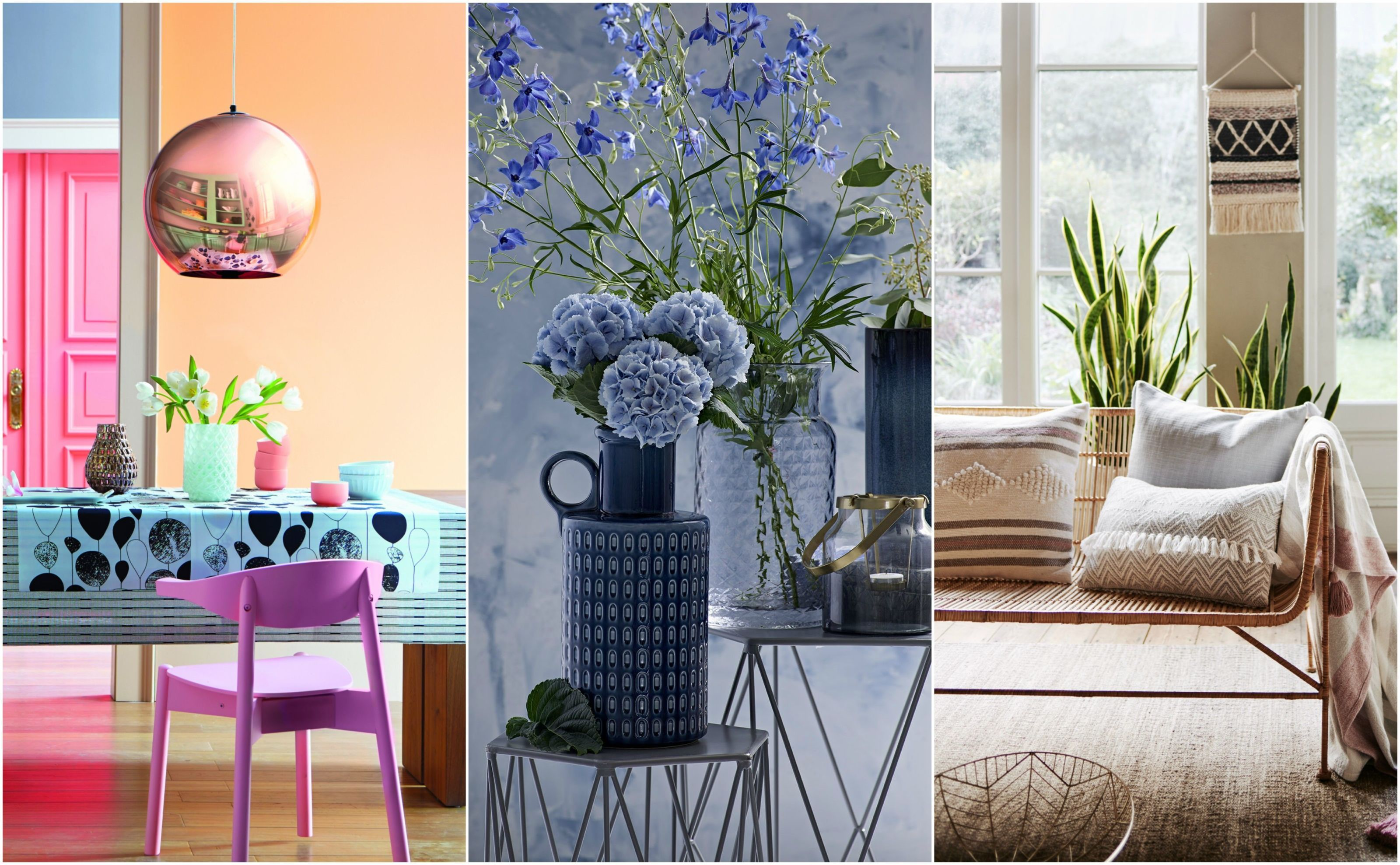 10 Best Spring Summer 2018 Trends Interior Design Ideas