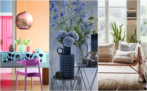 10 Of The Hottest Interior Trends For Spring Summer 2018