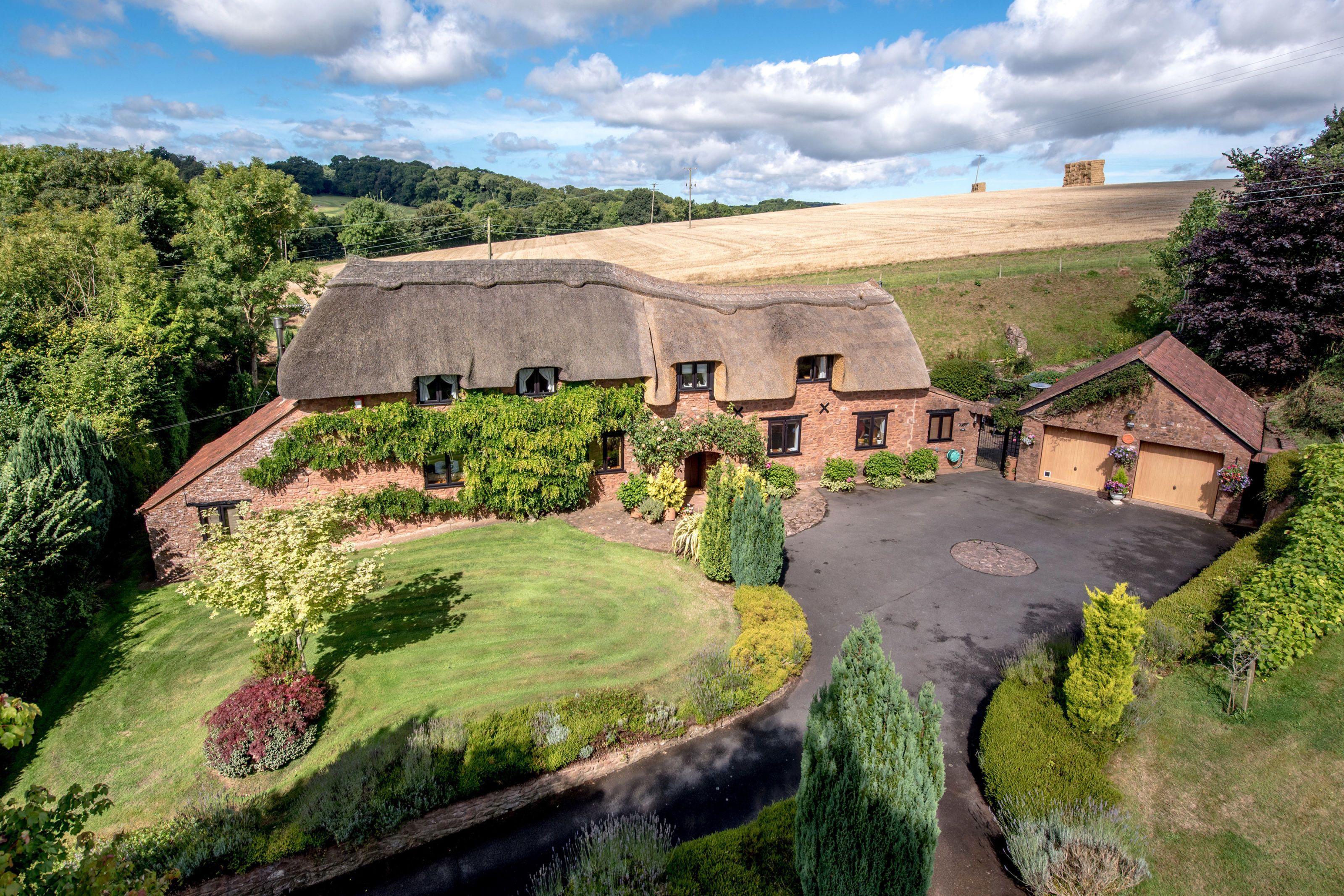 Combe Florey   Taunton   Somerset   Cottage   Exterior   OnTheMarket.com