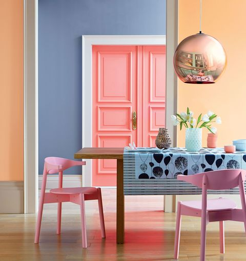 Interior design trends for the Spring and Summer