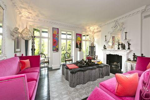 Cheyne Walk - Reception Room - Beauchamp Estates