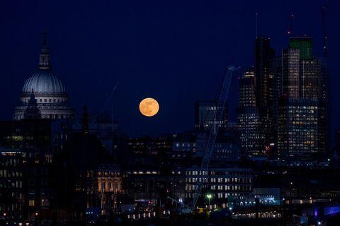 super blue blood moon london uk