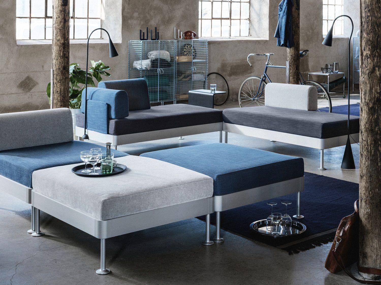 Ikea x Tom Dixon launch DELAKTIG - Ikea Sofa Beds