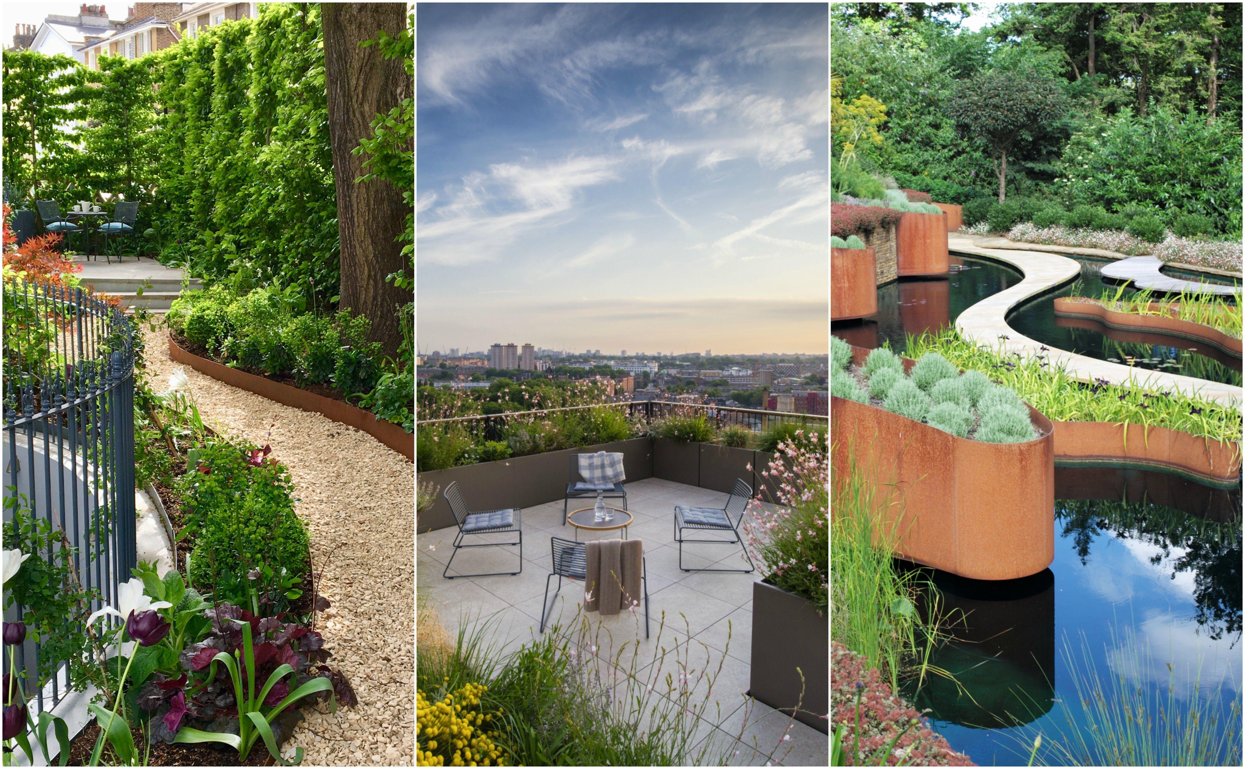 Garden Design Pictures – Winners of The Society of Garden
