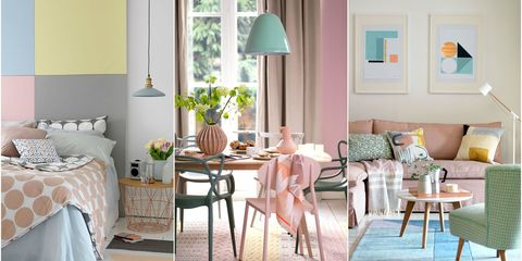 Image result for pastel interior design