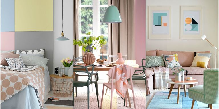 6 Pretty Pastel Decorating Ideas For Your Home - Pastel Colours