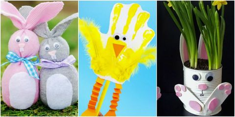 10 Easter Crafts For Kids Fun Easter Craft Ideas