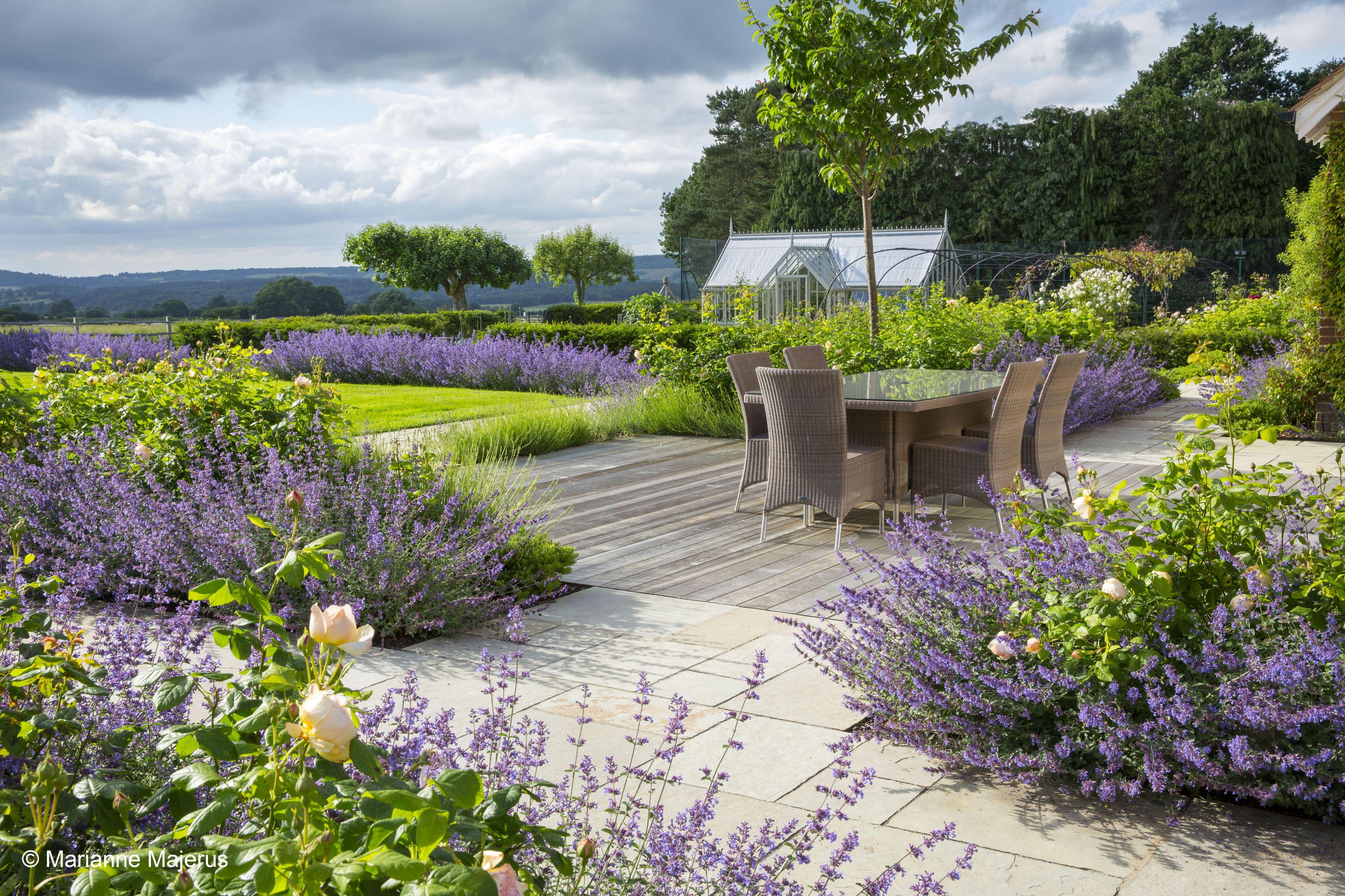 Society Of Garden Designers Awards   Acres Wild   Winner Of The Large Garden  Award