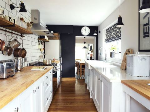 Popular Kitchen Design Layout Ideas Galley L Shaped U
