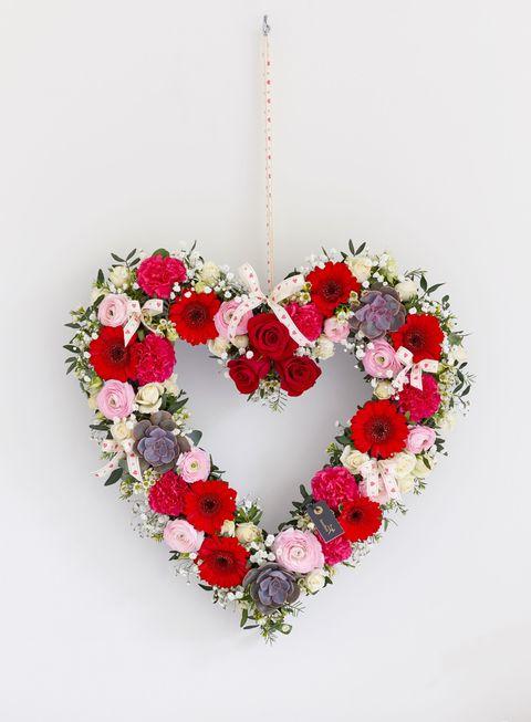 Enchanting Love Heart Arrangement
