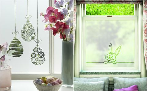 The Window Film Company Easter Designs