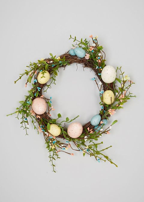Easter Wreath Decoration, Matalan