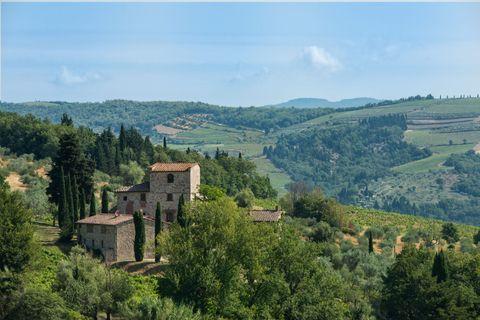 Michelangelo - Tuscany - villa - Handsome Properties International