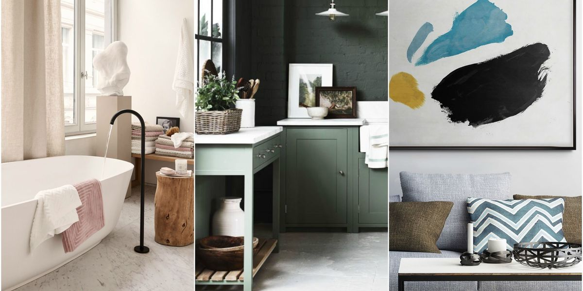 Julia Kendell's top decorating trends for 2018