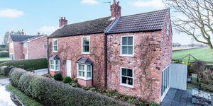 Stradbroke Villa - Yorkshire - cottage - exterior - Savills