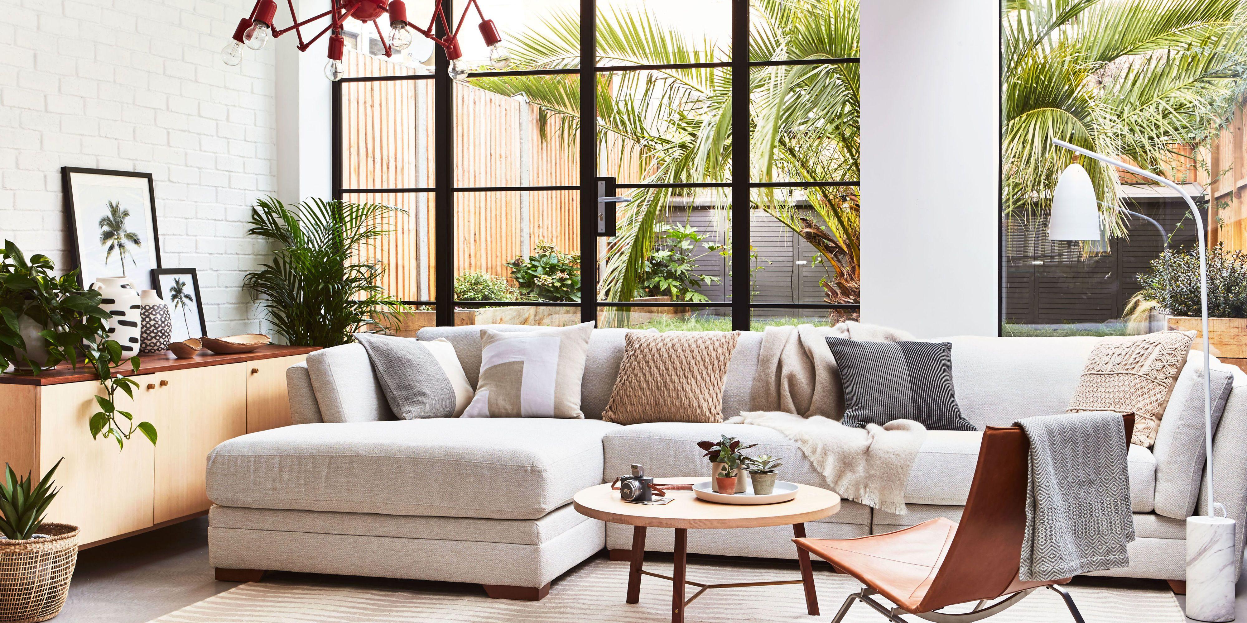 Modular Long Beach Sofa   House Beautiful Collection At DFS