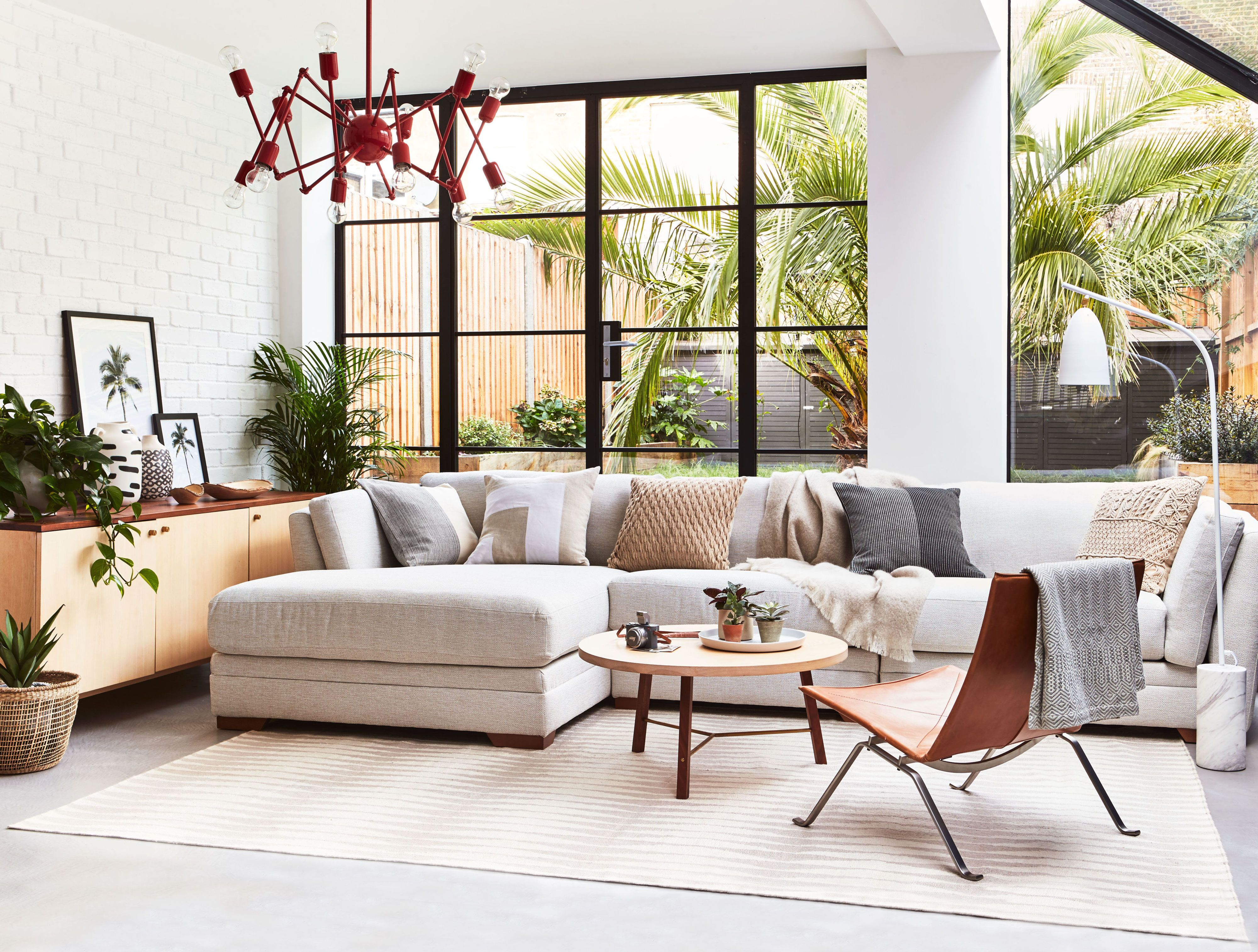 Modular Long Beach Sofa   House Beautiful Collection At DFS