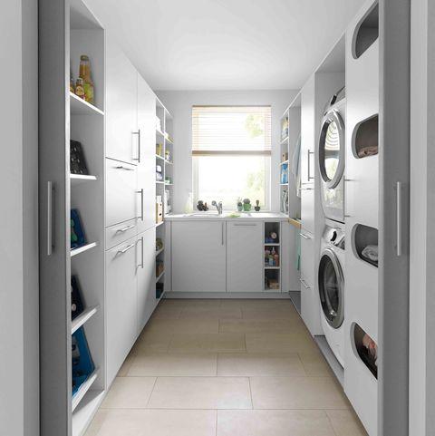 schüller.C collection - utility room design