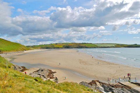 Inchydoney Beach Northern Ireland best beaches