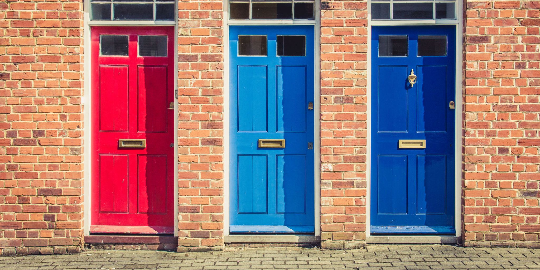 & Your Choice Of Front Door Colour Can Reveal A Lot About Your Personality