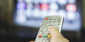 Remote control and smart tv