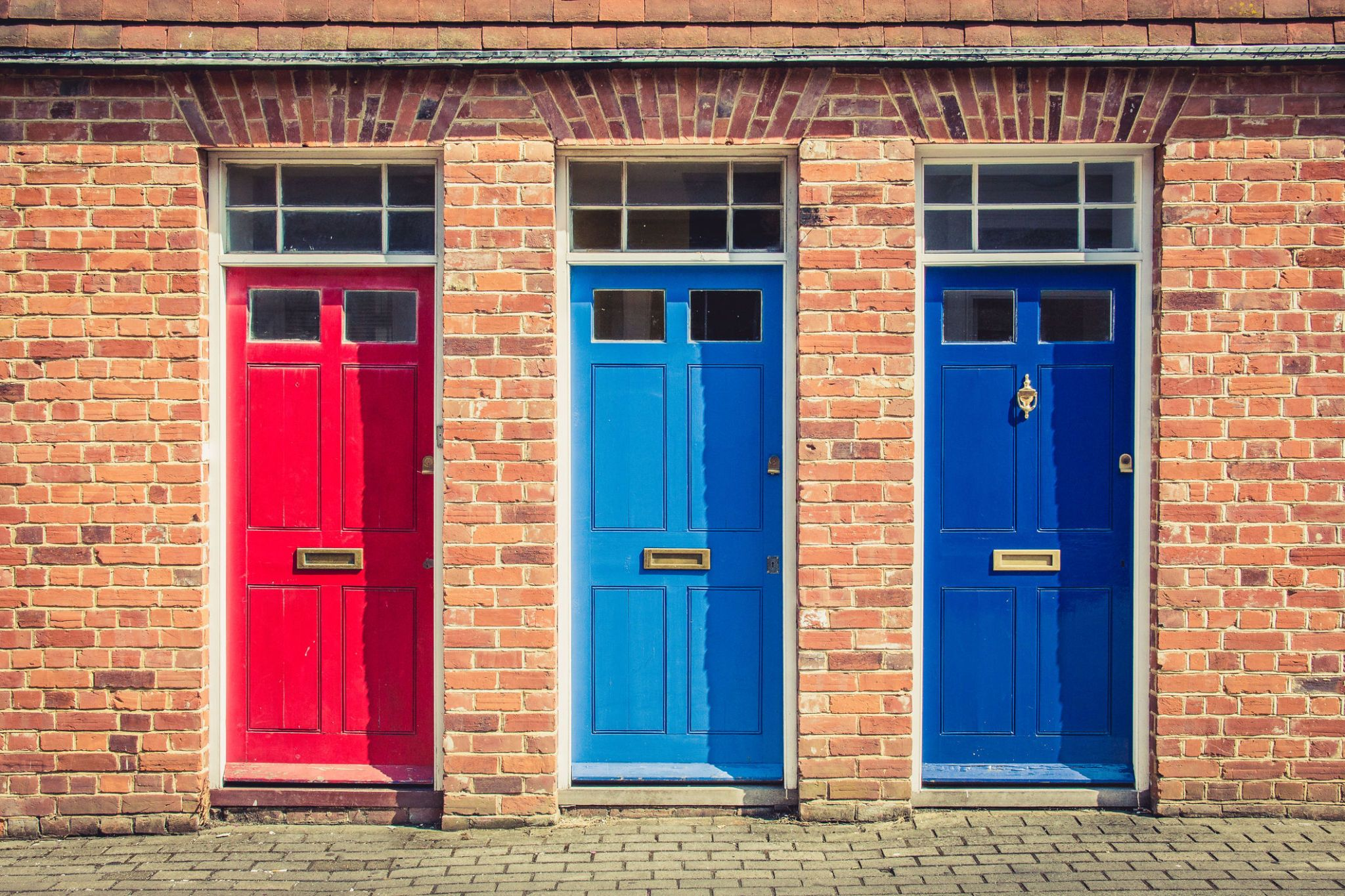 Front door colours  sc 1 st  House Beautiful & Your Choice Of Front Door Colour Can Reveal A Lot About Your Personality
