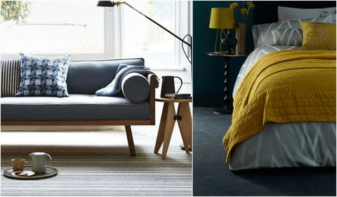 Carpets - Wool and polypropylene carpet