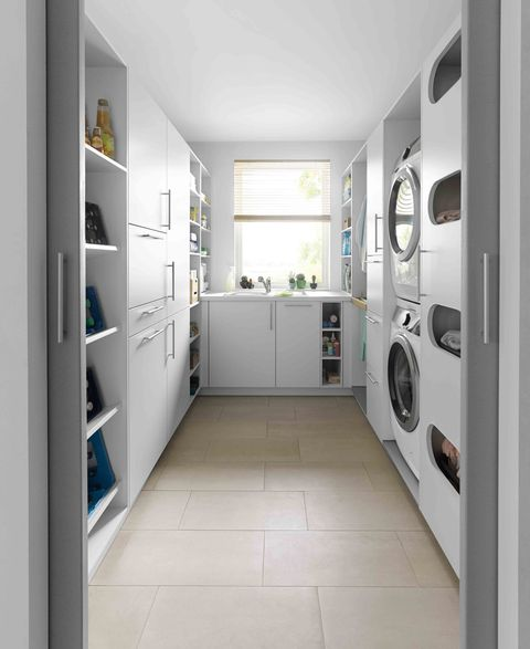 Storage Room Design Ideas: Make Everyday Tasks Simple With These Utility Room Storage