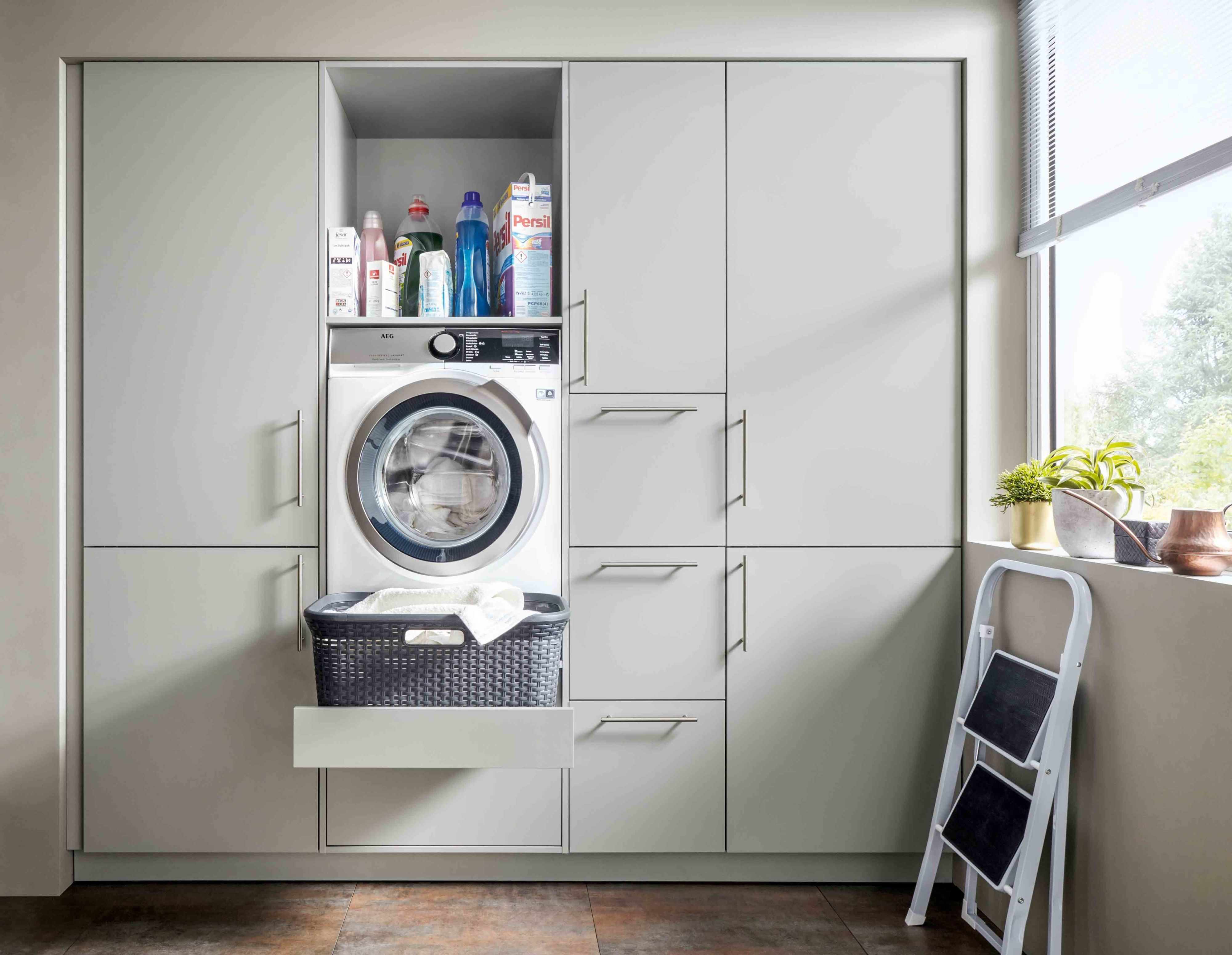 Superbe C Collection   Utility Room   Washing Machine
