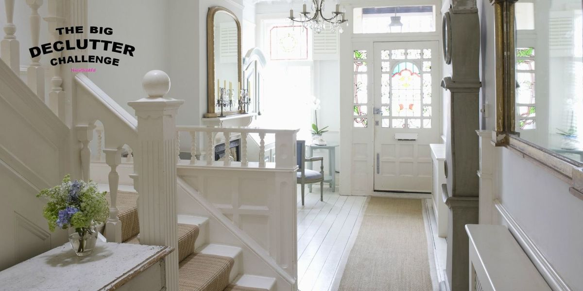 How To Create A Tidy Organised And Clutter Free Hallway