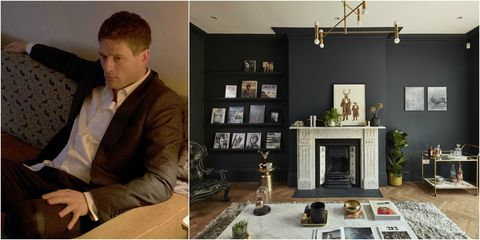 McMafia house - Sommer Pyne - living room - JJ Connect