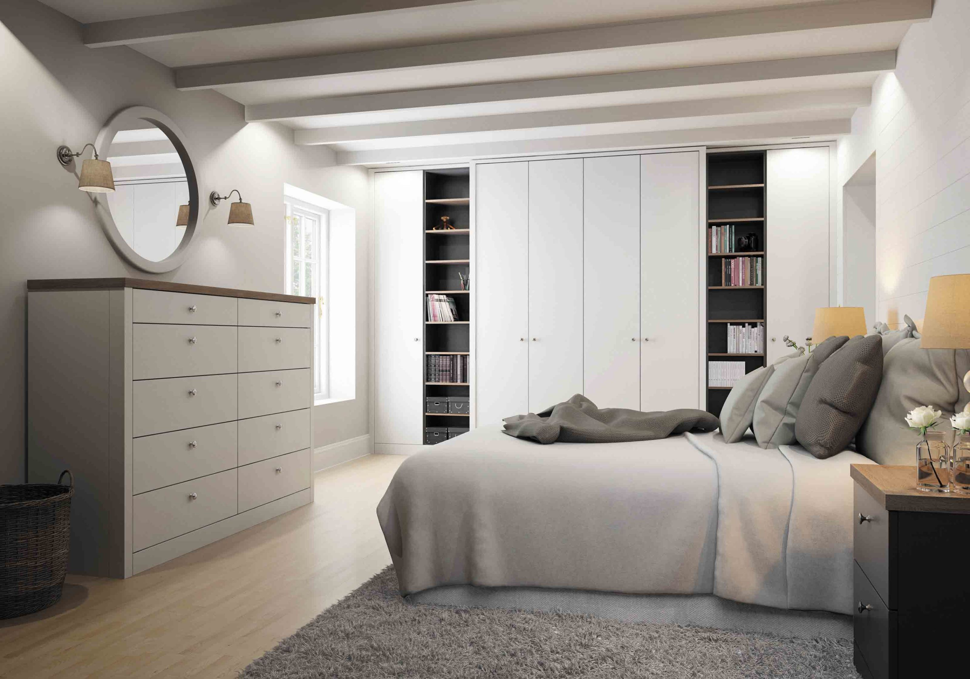 Superior Salcombe Bedroom Furniture By Daval