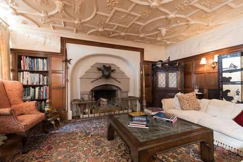 St John S Manor Estate Jersey Living Room Savills