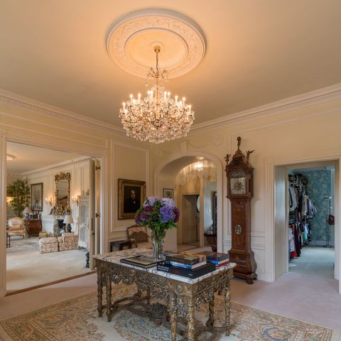 St John S Manor Estate Jersey Hallway Savills