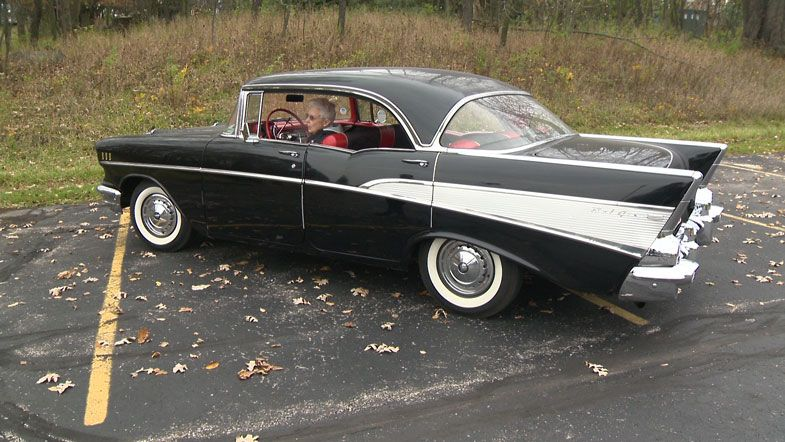 57 Lady Ready To Give Up Her Bel Air After 60 Years