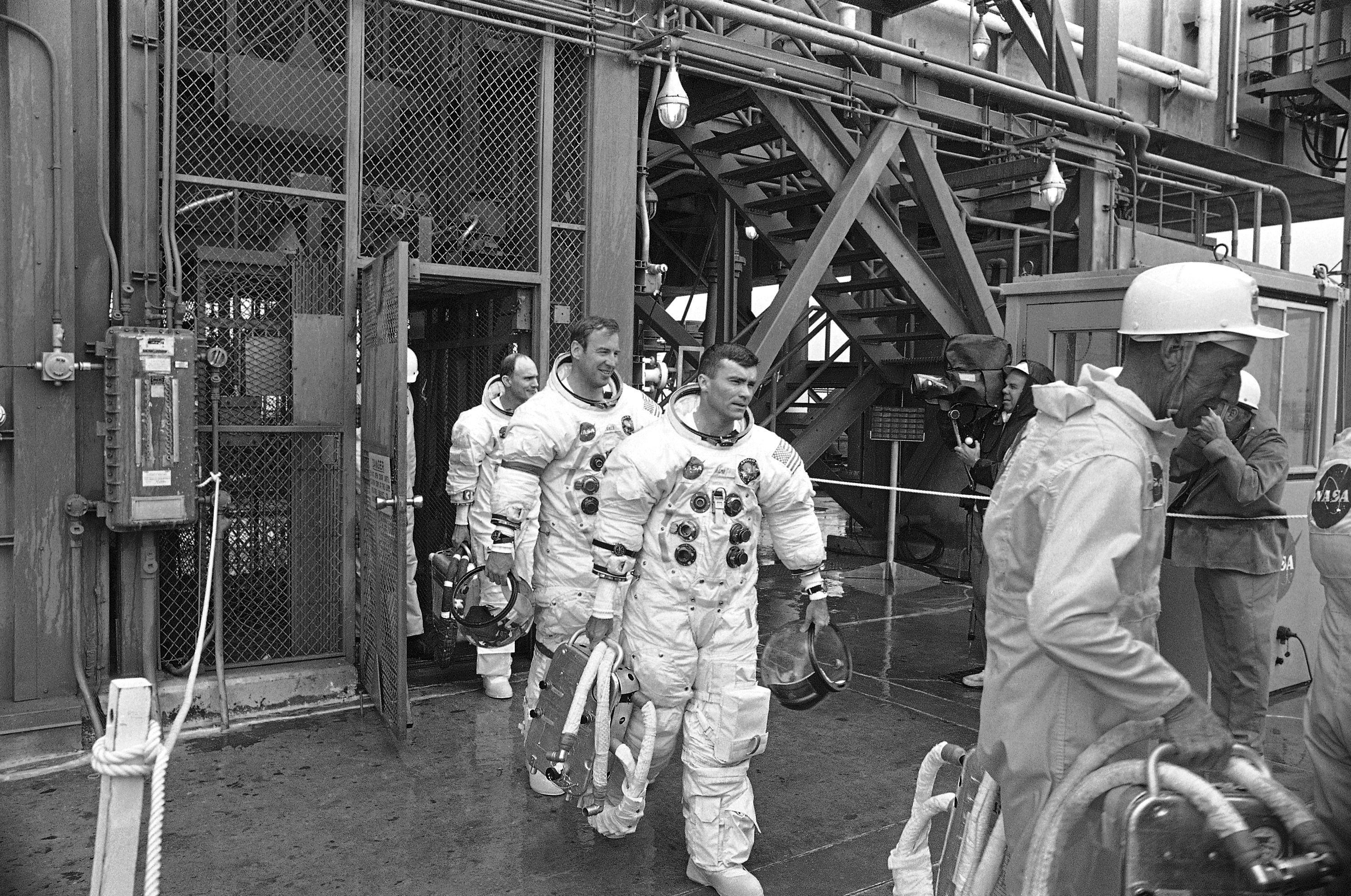 Today in History for April 11: Apollo 13 blasts off