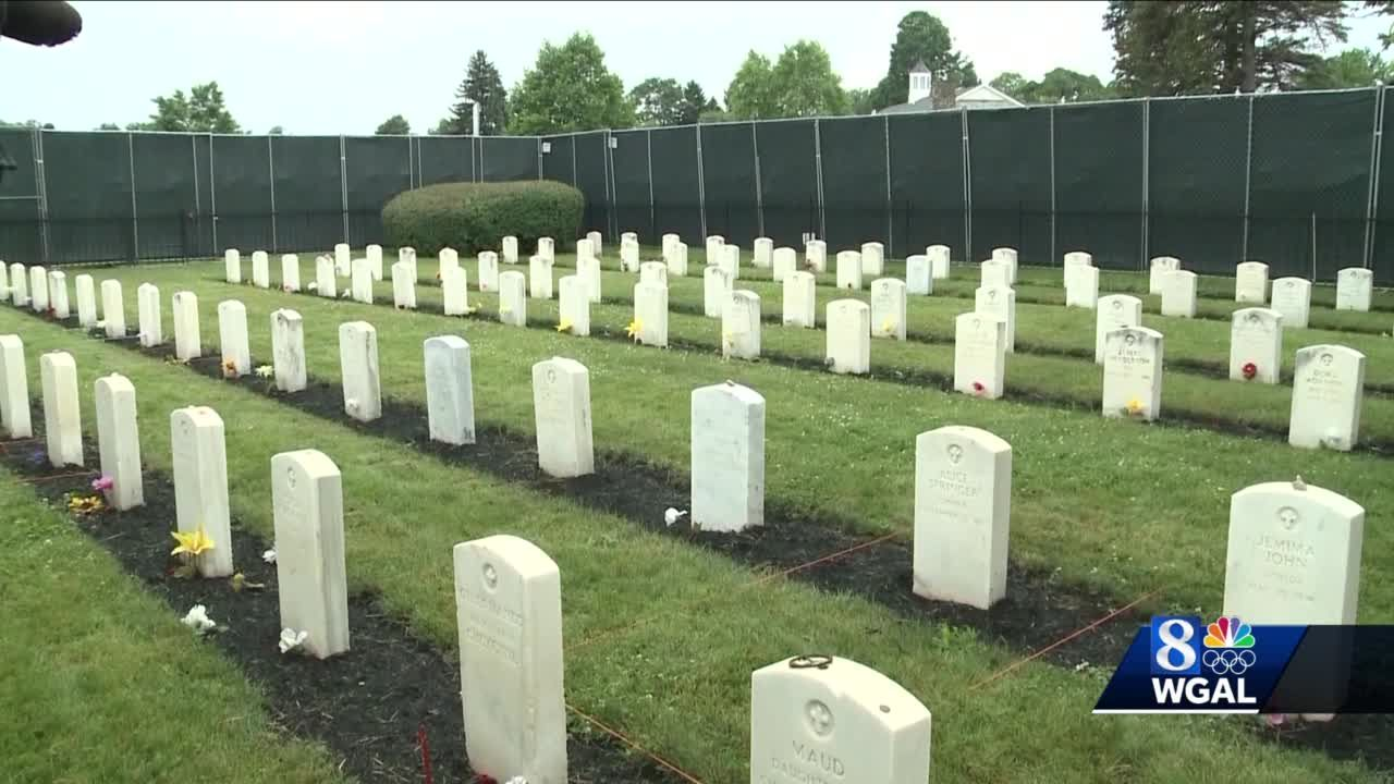 Native American children's remains to be disinterred from Carlisle Barracks