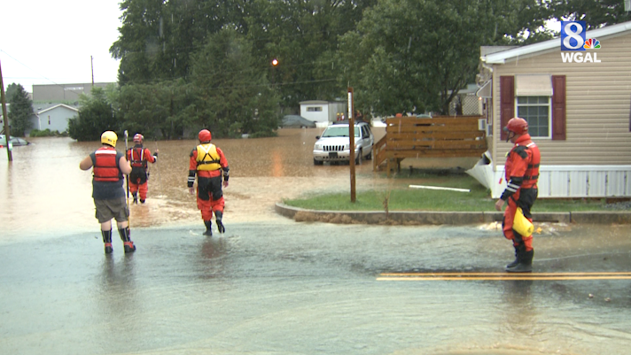 Mobile home residents affected by flooding offered payout