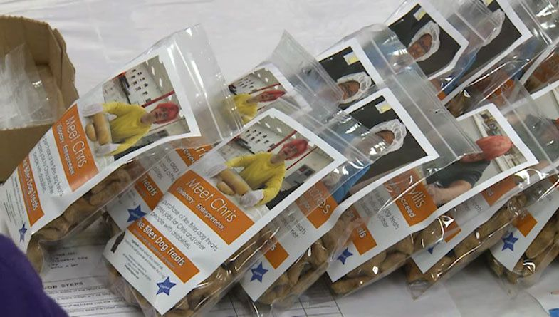 Dog Treats Made By Milwaukee Nonprofit To Be Featured On Shark Tank